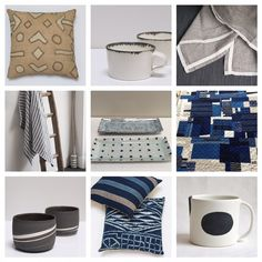 Cloth and Goods holiday gift guide www.clothandgoods.com