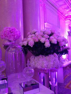 Flowers#Pink#Jeff Leatham#Wedding#Four Seasons Hotel George V