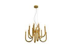 Galeria: luminárias glamourosas - Casa Vogue | Galerias
