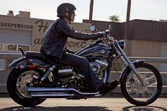 New 2013 Harley-Davidson Wide Glide. Pearl white please with fringe saddlebags. Yes please!
