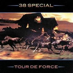 38 Special - Tour De Force music CD Limited album at CD Universe, On the 1984 album, Tour De Force, 38 Special strikes a balance between heavy, rhythmic Southern rock. Used Vinyl Records, Vinyl Lp, Rock And Roll Bands, Rock Bands, Music Covers, Album Covers, Rock Cover, Wild Eyes, Classic Rock And Roll