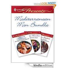 Romantic e-books: Bundle: Mediterranean Men