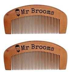 New Beard combs will be in stock soon! Of for Mr Brooms engraving tomorrow  #mrbrooms #maintainthemane #beards #beardcombs #woodencombs #beardgrooming #menshealth #ukbarber #barber #beardgang by mrbrooms