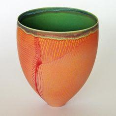 Pippin Drysdale. Tanami series vase