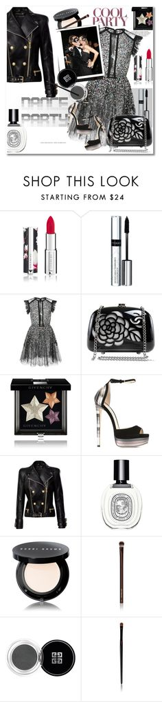 """""""Merry Christmas to all around the world dear the next year come up with peace love"""" by vkmd ❤ liked on Polyvore featuring Givenchy, By Terry, Elie Saab, Chanel, Jimmy Choo, Balmain, Diptyque, Bobbi Brown Cosmetics, Hourglass Cosmetics and Yves Saint Laurent"""