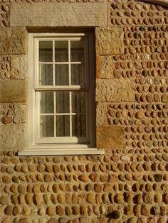 Stone House Window & Wall