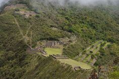 Read Conquering Choquequirao: the long walk to Peru's lesser-known 'lost city'