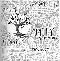 Manifesto Sketch ~Divergent~ ~Insurgent~ ~Allegiant~