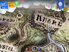 Sorcery è un gioco tutto in inglese (1) si deve leggere molto quindi lo consiglio solo a chi ha un buon inglese (2)le tue scelte condizionano la storia (3)è un GDR