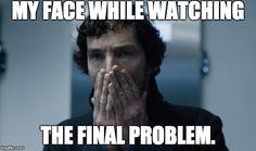 What Eurus did to Sherlock, John and Mycroft was shocking. jf