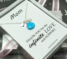Mother in law gift mother of bride gift or mother of by GlowWish. , via Etsy.