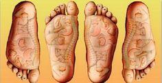 Massagem nos pés vai livrar você de ansiedade e insônia e deixá-lo mais disposto | Cura pela Natureza.com.br
