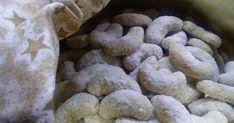 Najjemnejšie klasické vanilkové rožky, tradičný RECEPT