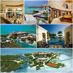 Private Islands - Emerald Cay, Turks and Caicos Islands