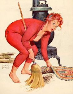 i'll just sweep it under the rug! :-)D