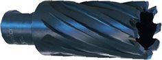 Kernbohrer POWERBOR� HSSECo8 HT-Ox kurz, Schnittl�nge 25/30 mm, Weldon-Spannfl�chen � 49,0 x 25/30 mm W19