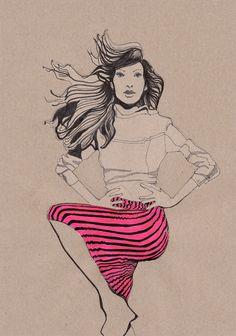 I Love Stripes - Daphne van den Heuvel