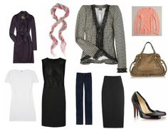 Do clothes speak?: Work Wardrobe Essentials for Women