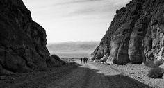 Death Valley trek.