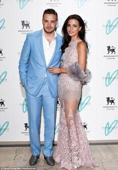 Liam & Sophia (: Cutest couple ever! (: (4/16/15)