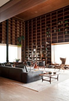 Crazy Beautiful SPenthouse in São Paulo by Studio MK27 | Yellowtrace