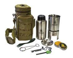 Pathfinder Water Bottle Cook set.
