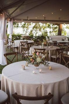 Spring Wedding At Callawie Island Club