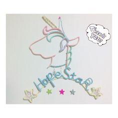 こんばんわ☆ △ △ オーダーありがとうございました☆ ユニコーン+ショップロゴを組み合わせての作品です☆ △ イベントで看板として飾ってくださるとのことで、とっても嬉しいです☆☆ △ 本当にありがとうございました☆ △ △ △ #オーダー #ウールレター #ハンドメイド #手作り #handmade #photo #fancy #kidsroom #kids #colorful #ユニコーン #unicorn #子供部屋 #baby #モビール #撮影 #プレゼント #お祝い #出産祝い #ガーランド #パステル #看板 #北海道 #交換便 #プレゼント企画したら欲しい人いるのかな #ゆめのなかのいきもの #こうさくのじかん