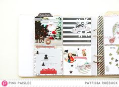 Countdown 2 Christmas Day 6 @pinkpaislee @paroe #pinkpaislee #ppmerryandbright #ppc2c