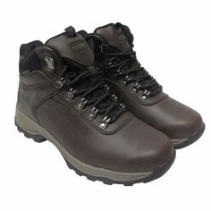 Looking for Khombu Men?s Waterproof Leather Hiking Boots ? Check out our picks for the Khombu Men?s Waterproof Leather Hiking Boots from the popular stores - all in one. Leather Hiking Boots, Brown Leather Boots, Hiking Shoes, Brown Boots, Leather Men, Mens Waterproof Hiking Boots, Hiking Boot Reviews, Khombu Boots, Mens Shoes Sale