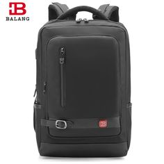 e3969f9c8509 BaLang Laptop Backpacks Men 15.6 inch School Student Casual Backpack  Mochila Feminina Dayback Women Travel Bags 15.6 inch -in Backpacks from  Luggage & Bags ...