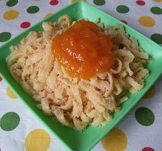 Betti gluténmentes konyhája: Grízes tészta Mashed Potatoes, Grains, Spaghetti, Paleo, Rice, Ethnic Recipes, Food, Whipped Potatoes, Smash Potatoes