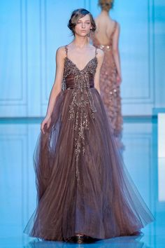 Elie Saab's Fall 2011 Haute Couture Collection