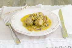 Albóndigas al azafrán para #Mycook http://www.mycook.es/receta/albondigas-al-azafran/
