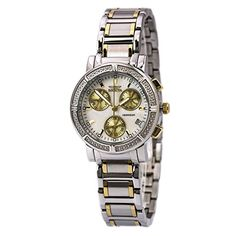 Invicta Women's 4770 II Collection Swiss Multi-function Watch
