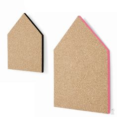 like this pin boards from Ferm Living. Also DIY-able
