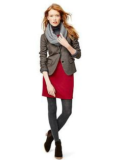 Women's Clothing: Women's Clothing: Featured Outfits Dresses & Boots | Gap