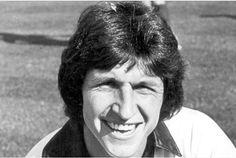 Derby County striker Roger Davies
