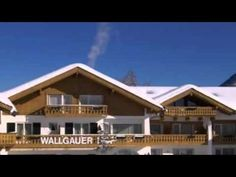 Hotel Wallgauer Hof - Wallgau - Visit http://germanhotelstv.com/wallgauer-hof Set in the heart of the Karwendel Mountains this family-run hotel features spa facilities free Wi-Fi and a restaurant. Hotel Wallgauer Hof offers a daily buffet breakfast and free parking. -http://youtu.be/mLwK7eyxLh0