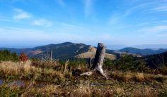 Pohľad na Repisko z Čiernej Hory