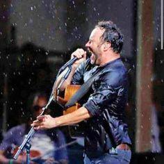 Dave in the rain