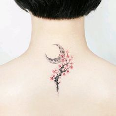 Subtle Tattoos, Pretty Tattoos, Unique Tattoos, Beautiful Tattoos, Moon Tattoo Designs, Tattoo Designs And Meanings, Tattoo Designs For Women, Constilation Tattoo, Smal Tattoo