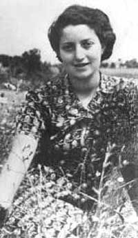 Hannah Szenes: Hungary    July 17, 1921 – November 7, 1944  Hannah Szenes was a paratrooper for the British Special Operations Executive.  The mission was to enter Yugoslavia to rescue several Jews who were being prepared for deportation to Auschwitz.  Unfortunately, she was caught, imprisoned, tortured & interrogated.  Regardless of the torment inflicted upon her, Hannah didn't crack.  Instead, she wrote poetry & kept a diary until her execution by firing squad.