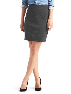 Ponte Pencil Skirt | Gap