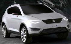 Seat Arona Crossover SUV 2017