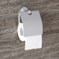 18.00$  Buy here - http://alibv5.shopchina.info/go.php?t=32779451280 - Bath Tissue Toilet Paper Holder Solid Aluminum Wall Mounted Roll Holders Bathroom Accessories  55520  #bestbuy
