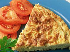 Cheap Budget Meals: Paprika Potato Frittata