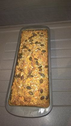 Low Carb Brot ohne Mehl