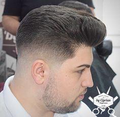 Pompadour Hairstyle, Men's Fashion, Hair Cuts, Hair Beauty, Decor, Art, Moda Masculina, Haircuts, Art Background