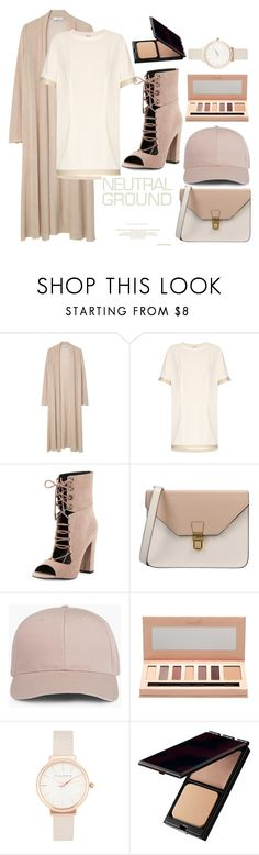 """""""77 (contest)"""" by ali-penguin ❤ liked on Polyvore featuring MANGO, Acne Studios, Kendall + Kylie, 8, Lipsy, Olivia Burton and Serge Lutens"""